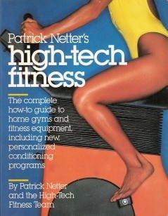High-tech Fitness-Book-author-Patrick-Netter